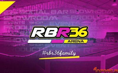 Vídeo: En el interior del RBR36 Arena, official promo