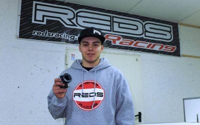 Jack Embling se une al equipo Reds Racing