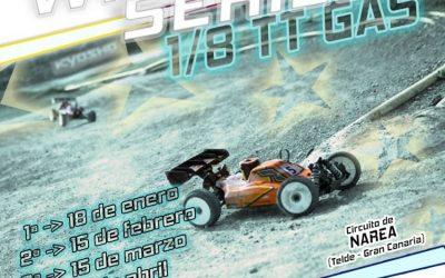 Comienzan las winter series en Gran Canaria