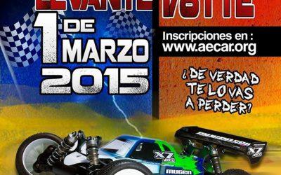 Primera prueba del Campeonato del Levante 1/8 Electrico