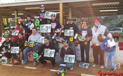 Crónica: Primera prueba del Campeonato de Andalucía 1/8 TT Gas 2015. Por Alfonso Muñoz