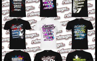 RDesign: Oferta de lanzamiento y sorteo de sus nuevas camisetas