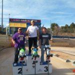 1 Ruben David Gonzalez Martinez 2 Arturo Miguel Sebastian Rausell 3 Carlos Serra Albert