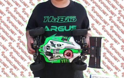 Juan Carlos Guerrero correrá con motores Argus en 2015