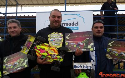 Crónica: Primera prueba del Campeonato de Baleares 1/8 TT gas y E. Por Marco Antonio Moreno