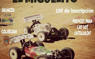 Este finde: II Carrera social El Miguelito