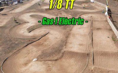 Segunda prueba del Provincial 1/8 TT Gas Tarragona 2015, Reus