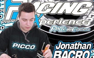 Jonathan Bacro correrá con Picco en el 2015