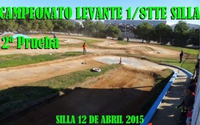 Este finde: Segunda prueba, Campeonato Levante 1/8 TT E 2015. Silla.