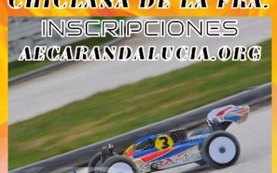 Este finde: Campeonato de Andalucía 1/8 TT Gas en Chiclana, Cádiz