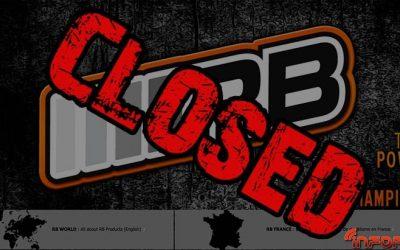 Exclusiva mundial: RB Products cierra sus puertas por bancarrota