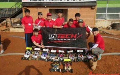 Intech presenta su nuevo equipo de competición en Corea