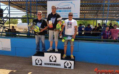 Cronica: Tercera prueba del Campeonato de Mallorca 1/8 TT E. Por Showgameshop