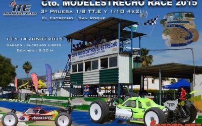 Este Domingo: 3ª Prueba Puntuable para el CAMPEONATO MODELESTRECHO RACE 2015