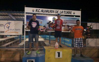 Resultados: Tercera prueba del Campeonato de Málaga 1/8 TT Gas 2015