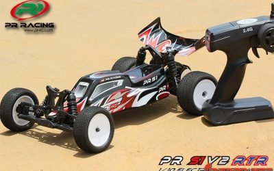 PR Racing: Nuevo PR S1 V2 RTR 1/10 2WD brushless