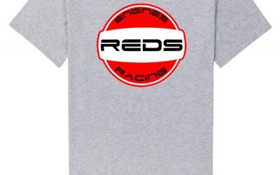 Nueva camiseta Reds Racing ¡Luce tus colores!