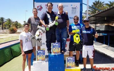 Moisés Díaz vence la primera carrera del Summer Series '15