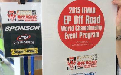 Fotos: El equipo PR Racing en el mundial 1/10 en Japón