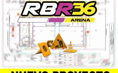 RBR36 Arena - Cambios y novedades tras su primer aniversario. Un solo circuito, más grande.