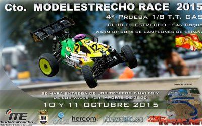 Este finde: Cuarta prueba del Campeonato Modelestrecho Race 2015