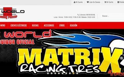 Gran Carrera Fiesta Matrix, por RC World. Del 30 de Octubre al 1 de Noviembre
