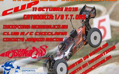 11 de Octubre - Hobbymacías Cup en Chiclana de la Frontera