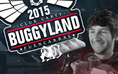 Buggyland 2.0 - Miguel Matías, confirmado.