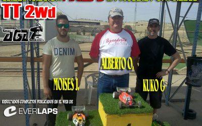 Resumen: Carrera Puntuable Campeonato de Granada. Por Club AGAE
