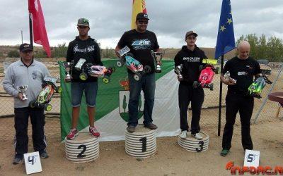 Crónica: Campeonato de España 1/8 TT E en El Alamo. Por Roberto García.