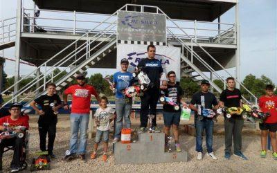Resultados: Primera carrera del Campeonato del Levante 1/8 TT Gas 2015/16