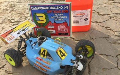 Merlin Fuel y Davide Tortorici consiguen el tercer puesto en el Nacional de Italia
