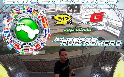 Showgameshop y las pruebas de SP Tires, mejorando para el mundial.