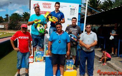 Segunda consecutiva de Cristian Artiles en la Summer Series 1/8 TT GAS