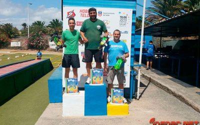 Cristian Artiles en 1/8 TT GAS y Sergio Navarro en 1/10 TT eléctricos, en la nómina de vencedores