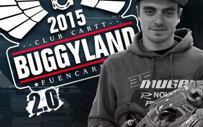 Buggyland 2.0 - Robert Batlle ¡Confirmado! Las plazas se están agotando...¡inscribete!