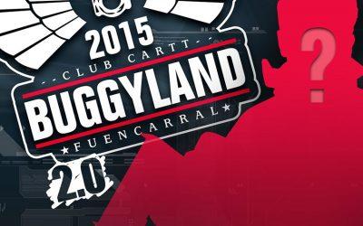 Buggyland 2.0 - Confirmado un piloto francés internacional.