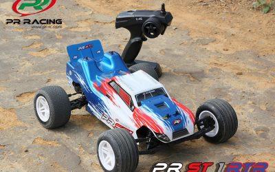 PR Racing - Nuevo PR ST-1  RTR