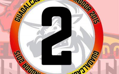 Guadalcacín Indoor 2015 - Más detalles y novedades