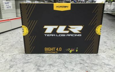 TLR 8ight 4.0 - Primeras fotografías