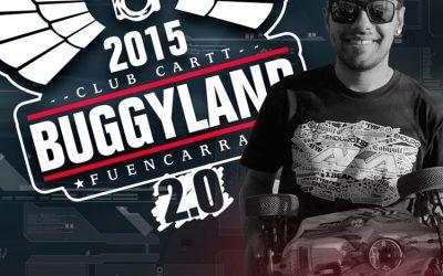 Buggyland 2.0 - Ricardo Monteiro, confirmado.