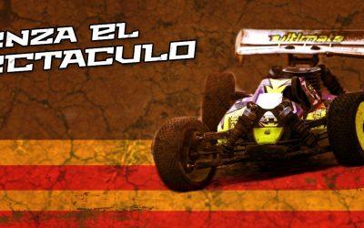 Grandes cambios para el Campeonato de Cataluña 1/8 Nitro y Eco 2016