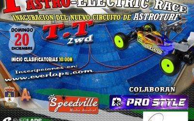Este Domingo - Inauguración del trazado de astroturf del Club AGAE