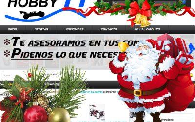 Hobby TT y sus ofertas navideñas ¡No te las pierdas!