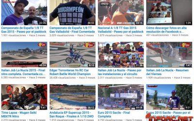 ¿Conoces nuestro canal de YouTube? ¡Suscríbete y no te pierdas nada!