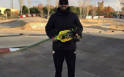 Alberto García y sus nuevos motores para 2016