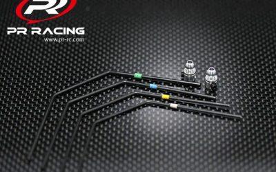 PR Racing - Kit de estabilizadoras para PR SB401