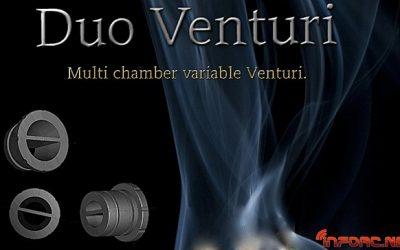 Triton - Venturi dual para un ajuste variable del consumo