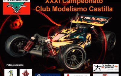 28 de Febrero - XXXI Campeonato Club Modelismo Castilla