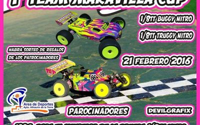 21 de Febrero - 1ª Team Maravilla Cup en el Club RC Alhaurín de la Torre